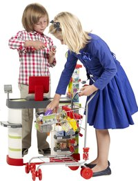 DreamLand chariot de supermarché-Image 1