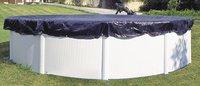 Gre bâche d'hiver ovale 8,25 x 4,70 m