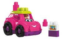 Mega Bloks First Builders Lil' Vehicles Catie Le cabriolet-Détail de l'article