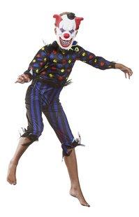 Verkleedpak duivelse clown maat 164-Afbeelding 3