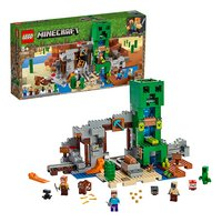 LEGO Minecraft 21155 La mine du Creeper-Détail de l'article
