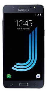 Samsung Smartphone Galaxy J5 2016 Dual SIM noir-Avant