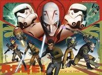 Ravensburger puzzel Disney Star Wars Helden-Vooraanzicht