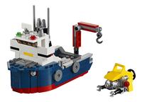LEGO Creator 31045 L'explorateur des océans-Avant