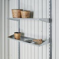 Biohort Abri de jardin avec porte double AvantGarde gris foncé-Détail de l'article