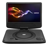 Lenco draagbare DVD-speler DVP-9331 9' zwart