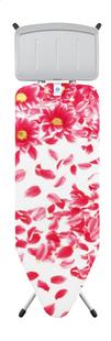 Brabantia Planche à repasser Pink Santini C pink avec housse supplémentaire