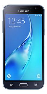 Samsung Smartphone Galaxy J3 2016 zwart-Vooraanzicht