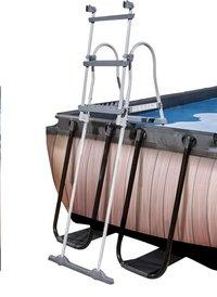 EXIT piscine Wood avec filtre à sable 4 x 2 m-Détail de l'article
