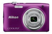 Nikon appareil photo numérique Coolpix A100 mauve