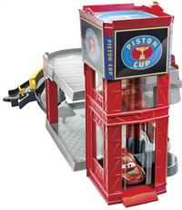 Garage Disney Cars Piston Cup Racing-Afbeelding 2