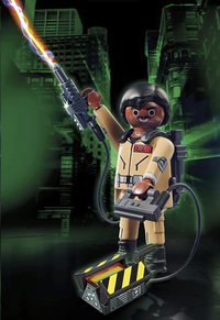 PLAYMOBIL Ghostbusters 70171 Ghostbusters Edition Collector W. Zeddermore-Image 1