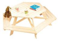 Kinderpicknicktafel Nicki voor 6 kinderen-Afbeelding 1
