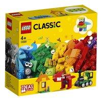 LEGO Classic 11001 Stenen en ideeën-Linkerzijde