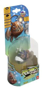 Goliath figurine interactive Robo Fish Deep Sea Angler Green-Côté gauche