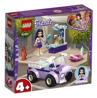 LEGO Friends 41360 Emma's mobiele dierenkliniek-Linkerzijde