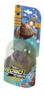 Goliath figurine interactive Robo Fish Deep Sea Angler Green-Côté droit