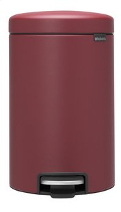 Brabantia Pedaalemmer newIcon mineral windsor red