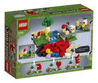 LEGO Minecraft 21153 La ferme à laine-Arrière