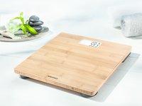 Soehnle Personenweegschaal Bamboo naturel houtkleur licht-Afbeelding 1