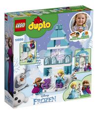 LEGO DUPLO 10899 Frozen Ijskasteel-Achteraanzicht