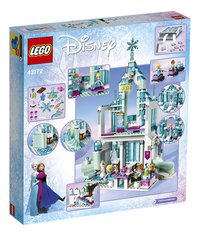 LEGO Disney Princess 43172 Le palais des glaces magique d'Elsa-Arrière