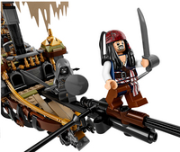 LEGO Pirates of the Caribbean 71042 Silent Mary-Afbeelding 3