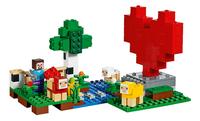 LEGO Minecraft 21153 La ferme à laine-Détail de l'article