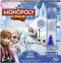Monopoly Junior Disney La Reine des Neiges FR