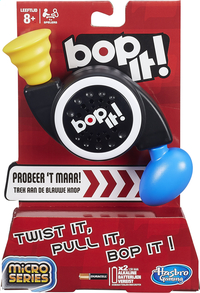 Bop it! Micro Series-Vooraanzicht