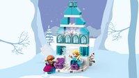LEGO DUPLO 10899 Frozen Ijskasteel-Afbeelding 1