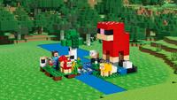 LEGO Minecraft 21153 La ferme à laine-Image 2