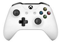 Xbox One draadloze controller wit-Vooraanzicht
