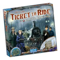 Ticket To Ride uitbreiding: United Kingdom en Pennsylvania-Linkerzijde