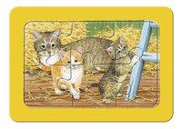 Ravensburger puzzle 3 en 1 My First Animaux domestiques-Avant