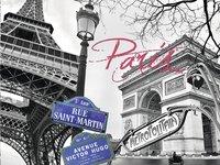 Ravensburger puzzel Paris mon amour-Vooraanzicht