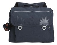 Kipling cartable Iniko True Navy 40 cm-Avant