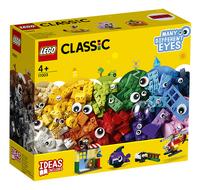 LEGO Classic 11003 La boîte de briques et d'yeux-Côté gauche