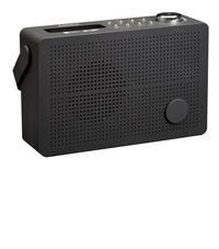 Lenco radio PDR-030 DAB zwart