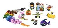 LEGO Classic 11003 Stenen en ogen-Vooraanzicht