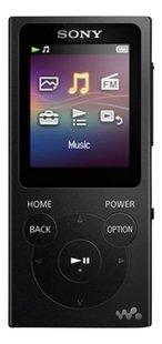 Sony mp3-speler Walkman NW-E393 4 GB zwart-Artikeldetail