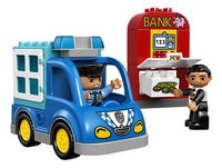 LEGO DUPLO 10809 La patrouille de police-Avant