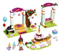 LEGO Friends 41110 Verjaardagsfeest-Vooraanzicht