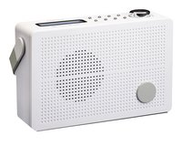 Lenco radio PDR-030 DAB wit