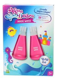 Aqua Dabra - recharge d'eau magique-Avant