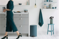 Brabantia Pedaalemmer newIcon mineral reflective blue 20 l-Afbeelding 3