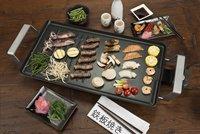 Bourgini Teppanyaki Classic Duo Multi Plate Outdoor-Image 3