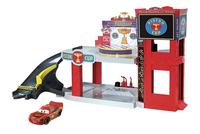 Garage Disney Cars Piston Cup Racing-Afbeelding 4