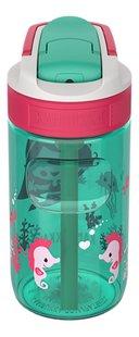 Kambukka Drinkfles Lagoon Ocean Mermaid groen/roze 40 cl-Achteraanzicht