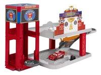 Garage Disney Cars Piston Cup Racing-Linkerzijde
